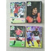 Cards Fútbol Mexicano Bimbo 2002.