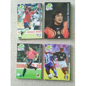 Bimbo Cards Fútbol Mexicano 2002.