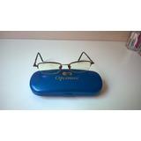 Armação Óculos De Grau Optimax Clipon