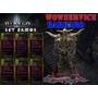 Diablo 3 Ros Barbaro Set Ermos Mod - Edition + Bul-kathos