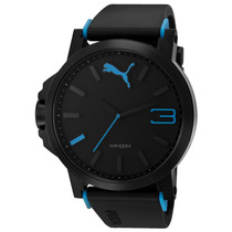 Puma Ultrasize Blue 50mm Diametro Camp Reloj 2902 Diego Vez