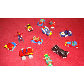 Baixou!!!!!! Coleção Completa Carros Da Turma Do Mickey