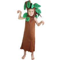 Disfraz Para Niño 4-14year Fiesta De Navidad Del Árbol Peti