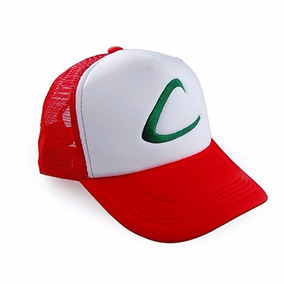 Disfraz Pokemon Ash Ketchum Baseball Snapback Cap Trainer