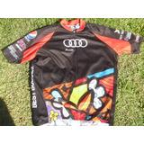 Camisa De Ciclismo Romero Brito