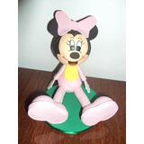 Boneca Minie Baby Sentada Em Eva 3d 15 Cm - Mickey