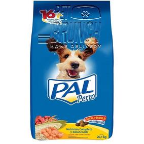 Pal Perro Adulto 25kgs Pet Brunch