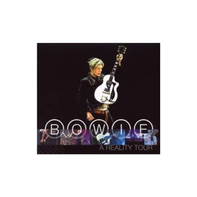 Bowie David A Reality Tour Cd X 2 Novo