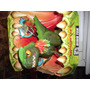 Saurix Dinosaurio Interactivo Mattel Dino Tek $550