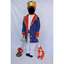 Fantasia Pequeno Príncipe Luxo Pp (1-2 Anos)