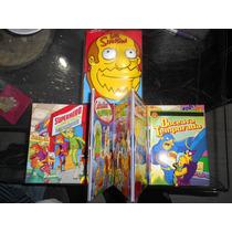 Los Simpson Temporada 12 Edición De Colección Comic Guy