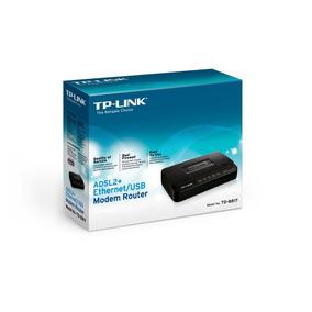 Tp-link Td-8817 Adsl2+ Modem