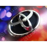 Toyota Corolla, Logo Emblema Delantero, 12x8.5 Cms