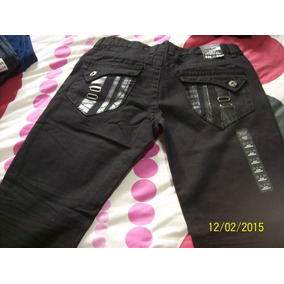 Pantalones Lee Y Route 66 ,slim Fit, Originales, 34x32