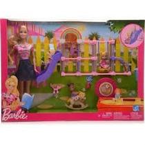 Boneca Barbie Quero Ser Professora Do Jardim De Infância