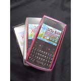 Capa Silicone Original Da Kingo P/ Nokia X2-01 - Frete 7,00