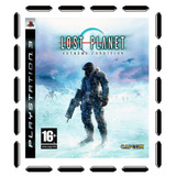 Lost Planet Extreme Condition Ps3 Nuevo Sellado Cdv