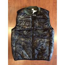 Colete Oakley Escort Vest Camuflado Importado Dupla Face