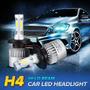 Ampolletas Led H4 Ultrabrillantes Con Instalación