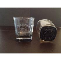 Par De Vasos De Jack Daniels Old Fashioned