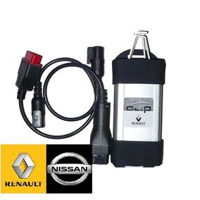 Escaner Renault Can Clip - 2017 En Español