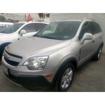 Chevrolet Captiva 5p Ls 2.4l Aut 2014