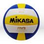 Balón De Voleibol Cuero, Mikasa Mv210, Originales, Nuevos