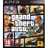Gta V 5 Ps3 Digital | Grand Theft Auto Mercadolider Chokobo