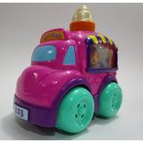 Carro Auto Coche Niña Bebe Impulso Alta Calidad Baby Shower