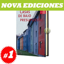 Casas De Bajo Presupuesto 1 Vol