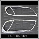 Cobertor Cromado De Faro Captiva
