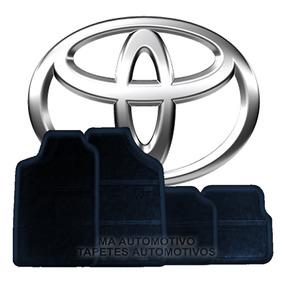 Tapete De Borracha Do Toyota Corolla 98/01 / Rav4 - Todos