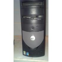 Pentium 4 Dell Ddr 500, Disco Duro 80gb , Unidad Cd Rw