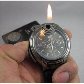 Nuevo Reloj Con Encendedor P Hombre Oferta!