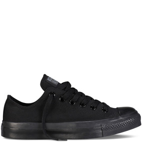 Converse All Star Chuck Taylor Choclo Negro Monochrome 23-25