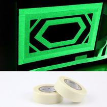 Washi Tape Luminosa Fosforescente - Fita Adesiva Decotape