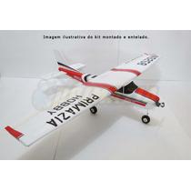 Kit Aeromodelo Cessna 182 Treinador 120cm Isopor P3 Depron