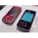 Carcaça Celular Nokia 6210 Navigator (original) Slaider