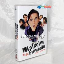 Malcolm El De Enmedio Temp. 1 Español Latino 3dvd Región 1,4