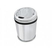 Lixeira Inox Automática Sensor 3 Litros