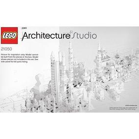 Lego Architecture Studio 21050 - 1,210 Piezas Y 272 Paginas