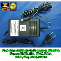 Fonte Especial ( Reforçada ) 9 V Ac / 3.5 A P/ Kurzweil Pc88