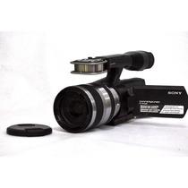 Filmadora Sony Camcorder Nex-vg10 Handycam Clente 18-200 Sl