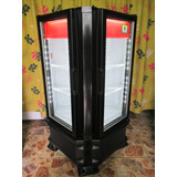Refrigerador Panoramico Imbera Vrd-12 En Leds 2ptas!!