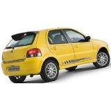 Fiat Palio Generacion 4 2008- Aleron Tipo 1.8r