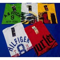 Kit 10 Camisetas Masculina Camisas Blusas Atacado Revenda