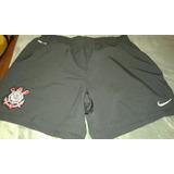 610762d798b7b Shorts Corinthians Nike Original De Jogo Futsal - Futebol no Mercado ...