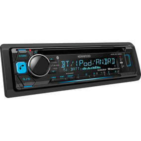 Autoestereo Con Bluetooth Kenwood Kdc-bt365u Usb Mp3 Aux