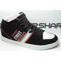 Tenis Sneaker Skateboard Vision Street Wear (9 Mex)