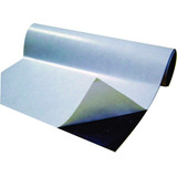 20 Folhas Manta Magnética Adesivada 0,3mm A4 Lembrancinha